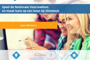 Nationale Voorraadtest voor studenten van start