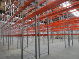 Rotra faciliteert groei terminal met nieuw warehouse