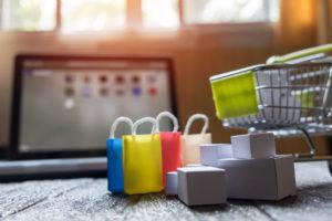 E-commerce over de grens neemt toe