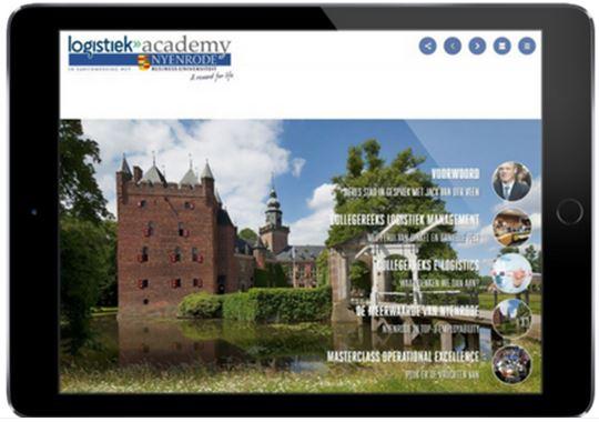 Online magazine Logistiek Academy