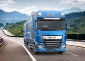 Wereldprimeur DAF Trucks: nieuwe brandstofzuinige CF en XF