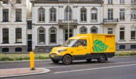 DHL lanceert Streetscooter in 100 Nederlandse steden