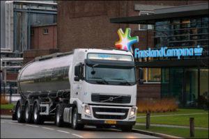 Friesland Campina overweegt containerterminal in Leeuwarden