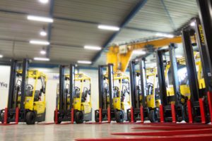 Hyster-Yale neemt Chinese heftruckfabrikant over