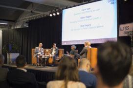 WMS-dag: 'Ga voor standaard WMS met doorontwikkelruimte'