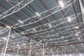 LED verlichting is nieuwe standaard in distributiecentrum