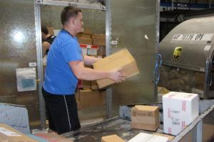 UPS en Sealed Air openen innovatiecentrum verpakkingen