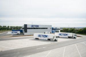 Fiege en Action openen mega-distributiecentrum in Duitsland