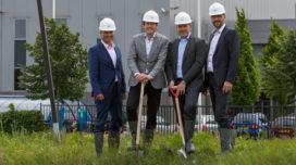 DSV breidt logistieke operatie in Venlo uit met 83.000 m2