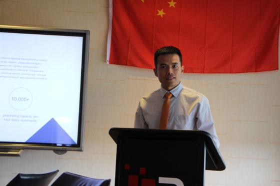 Daniel Shan Li, CEO Hangzhou High Store Technology