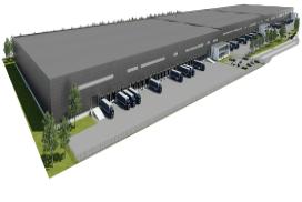 Westfields in Oirschot krijgt mega-distributiecentrum