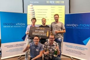 Ewals Cargo Care wint finale van game The Fresh Connection
