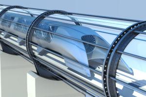 Hyperloop in Nederland stap dichterbij