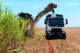Zelfrijdende Volvo truck verhoogt suikeroogst