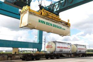 Hongaarse chauffeurs van Van den Bosch Transporten naar Hoge Raad