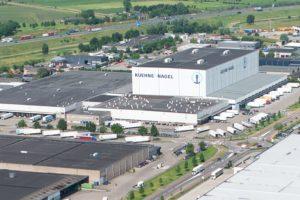 Nestlé Nederland brengt logistiek onder bij Kuehne + Nagel
