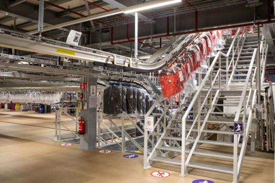 VFN#3419 Oficiële opening Primark Logistiek Centrum in Oud Gastel / Roosendaal
