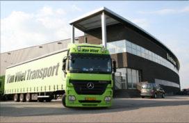 Van Vliet Transport in handen van ondernemer Remco Vos