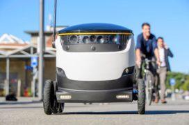 Autonome robots veranderen 'complexe' last mile drastisch