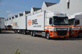 Warenhuisketen Hudson's Bay in zee met Snel Shared Logistics