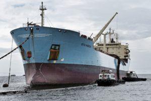 Cyberaanval kost Maersk honderden miljoenen