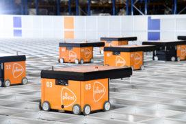 PostNL automatiseert e-fulfilment operatie met 40 robots