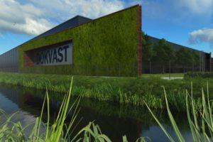 Segro nog te bouwen NewLogic dc in Tilburg van Dokvast