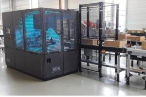 Muziekdistribiteur automatiseert verpakkingslijn met slimme machine