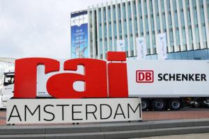 DB Schenker en RAI verlengen