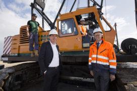 FrieslandCampina start bouw centraal distributiecentrum
