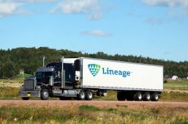 Lineage Logistics investeert in transportservice