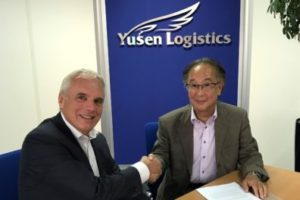 Yusen verzorgt Europees distributie Mitutoyo