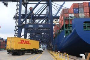 DHL haalt voor Kwantum meubels op uit Azië
