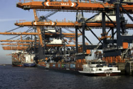 Ruzie in de Rotterdamse haven door falende ketenregie