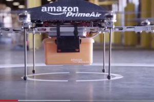 Hoe Amazon en Walmart de last mile opschudden