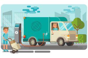 Lange weg te gaan voor elektrische trucks