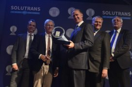 DAF New CF en XF gekozen tot 'International Truck of the Year'