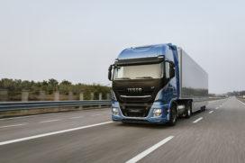 Iveco introduceert zware aardgastruck