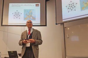 'Logistieke netwerken kunnen blockchain moeilijk aan'