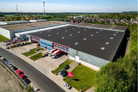 Mainfreight bouwt distributiecentrum in Zaltbommel