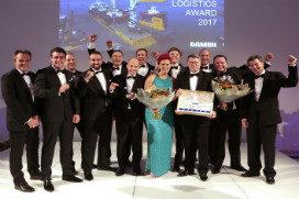 Damen Shipyards wint Nederlandse Logistiek Prijs 2017 vanwege 'slim netwerken'