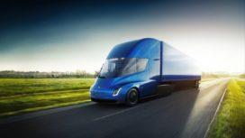 Walmart en Girteka bestellen als eerste elektrische Tesla-truck