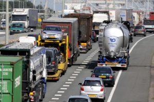 Logistieke sector kan groei amper aan