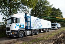 AB Transport neemt drie concurrenten tegelijk over