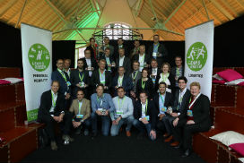 Topsector Logistiek strooit met Lean & Green Awards en Stars