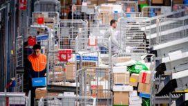 PostNL breekt pakketrecord tijdens Sinterklaas