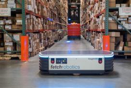 Robotproducent krijgt 25 miljoen groeigeld
