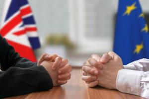 Evofenedex: 'Belangrijke stap in brexit-onderhandelingen'