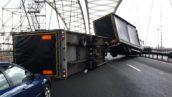 CNV: 'Veel chauffeurs moesten rijden tijdens de storm'