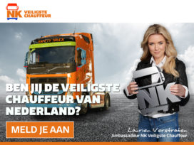 Volvo en TVM starten zoektocht naar veiligste chauffeur